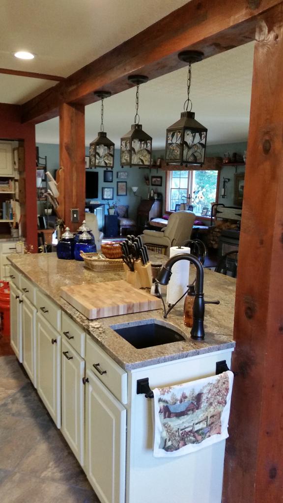Howell's Kitchen - General Contractor Bangor, Maine ...