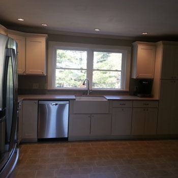 The Doughtys Kitchen General Contractor Bangor Maine